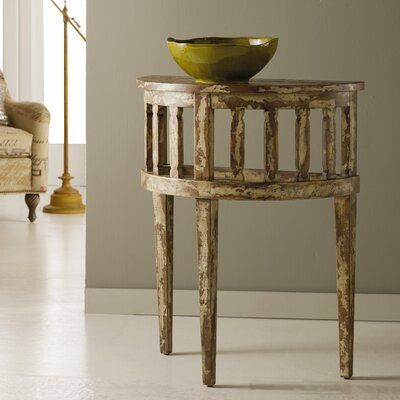 Cheap Hooker Furniture Melange Sasha Demilune Table (HKR4546)