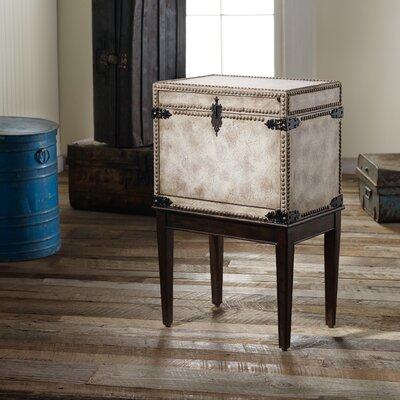 Cheap Hooker Furniture Melange Antique Linen Accent Table (HKR4551)