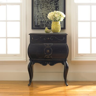 Stein World Painted Treasures 4 Drawer Bombe' Chest | Wayfair
