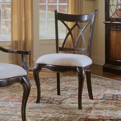 Low Price Hooker Furniture Preston Ridge Double X-Back Side Chair (Set of 2)