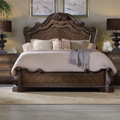 Rhapsody Panel Bed