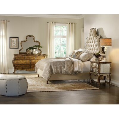 Sanctuary Panel Customizable Bedroom Set