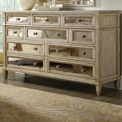 Sanctuary 10 Drawer Dresser