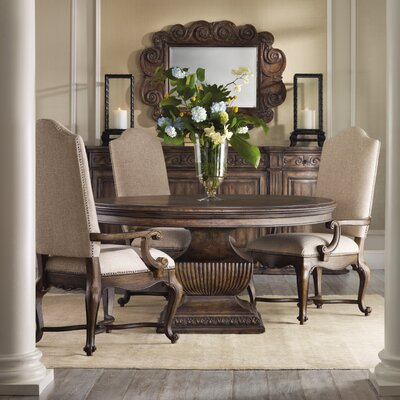 Hooker Furniture Rhapsody Dining Table
