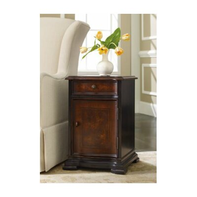 Grandover End Table with Storage