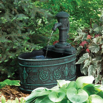 Image of Resin Calabria Fountain Kit