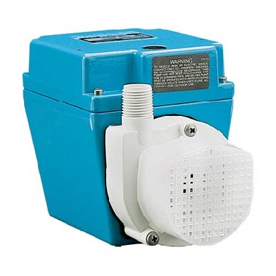 600 GPH (35 LPM) Dual Purpose Pump