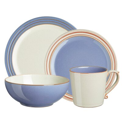 Image of Heritage Fountain 4 Piece Place Setting, Service for 1