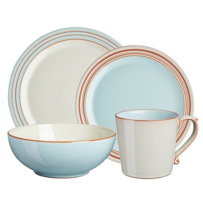 Heritage Pavilion 4 Piece Place Setting, Service for 1 PAV-100