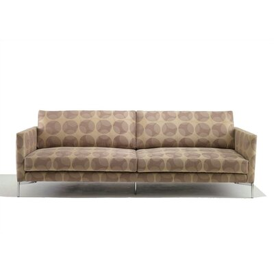 Divina Sofa Upholstery: Volo Leather Tuscany
