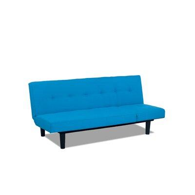 Malibu Sleeper Sofa Finish: Light Blue