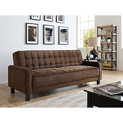 Serta Futons CC-MCK-S3-M25-JV Madison Dream Convertible Sofa