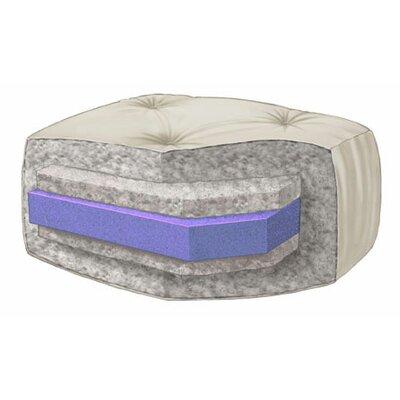 Bayside 6 Cotton and Foam Futon Mattress Size: Full