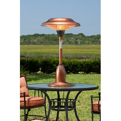 Lease to own Table Top Electric Patio Heater...