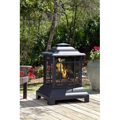 In store financing Patio Pagoda Fireplace...