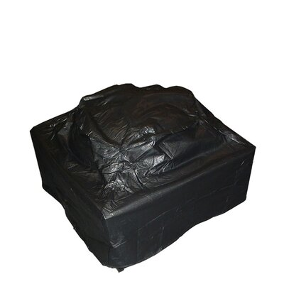 Low/Square Fire Pit Vinyl Cover