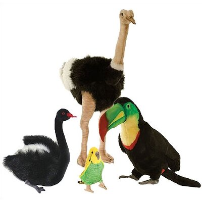 hansa Birds From Around the World Stuffed Animal Collection II at Sears.com