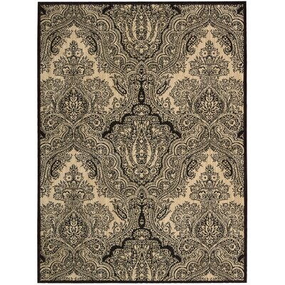 Majestic Beige Area Rug Rug Size: Runner 23 x 8