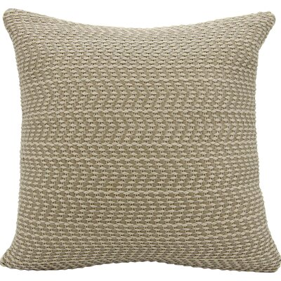 Joseph Abboud Throw Pillow Color: Gray