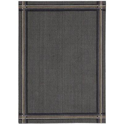 Griffith Gray Area Rug Rug Size: 36 x 56