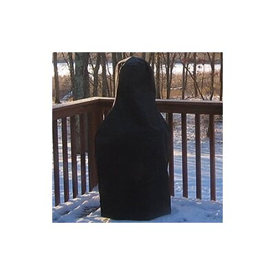 Large Chiminea Cover Color: Charcoal
