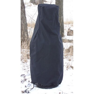 Extra-Extra Large Chiminea Cover in Black
