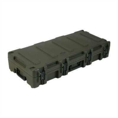 "SKB Military Standard Waterproof Roto Case in Military Green -  44.25"" H  X 17.5"" W X 8"" D (inside) at Sears.com"