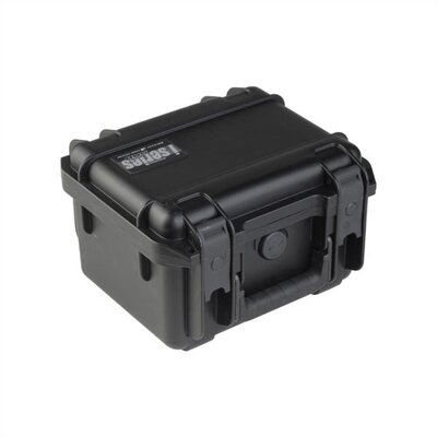 "SKB Small Military Standard Waterproof Case in Black - 9.25"" H  x 7.125"" W x 4.125"" D (inside) - Style: Empty at Sears.com"