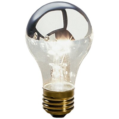 Single Silver Tip Light Bulb