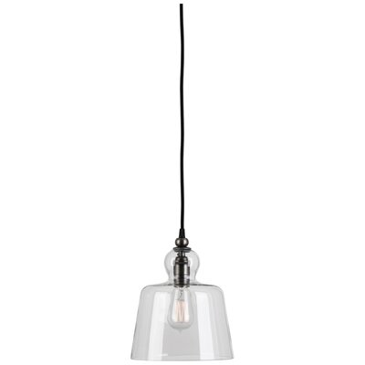 Albert 1-Light Mini Pendant Finish: Patina Nickel