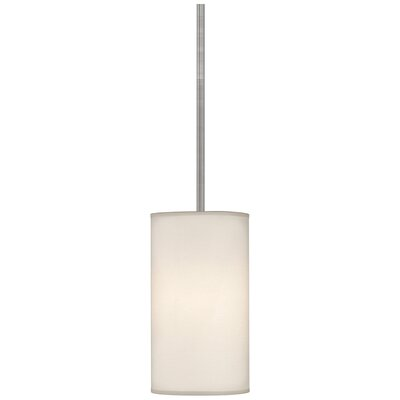 Echo 1-Light Mini Pendant Finish: Stainless Steel
