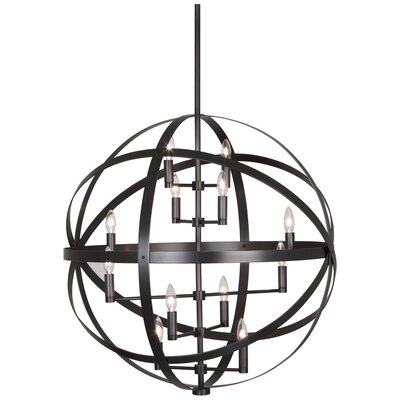 Lucy 12-Light Globe Pendant