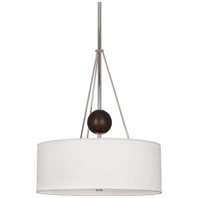 Jonathan Adler Ojai 3-Light Drum Pendant