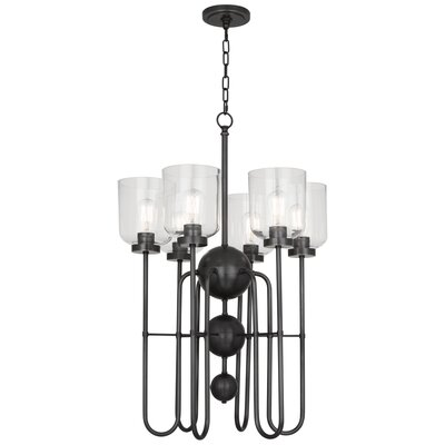 Williamsburg Tyrie Chandelier Finish: Deep Patina Bronze