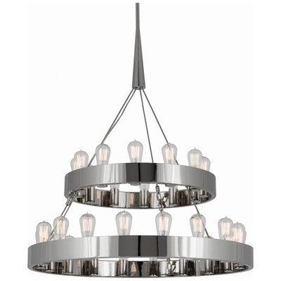 Rico Espinet Candelaria 30-Light Candle-Style Chandelier