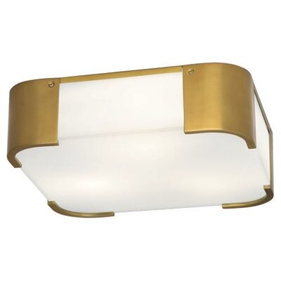 Bryce 3-Light Flush Mount