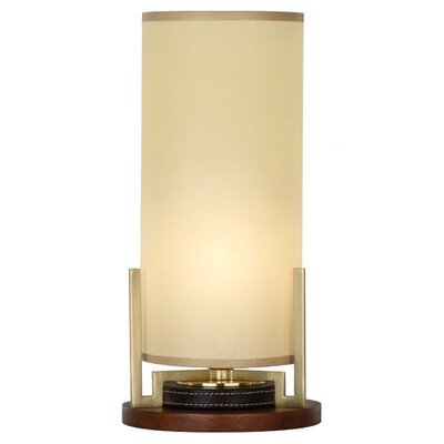 Emile 1 Light Table Torchiere Lamp