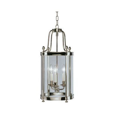 Blake Pendant Finish: Polished Nickel