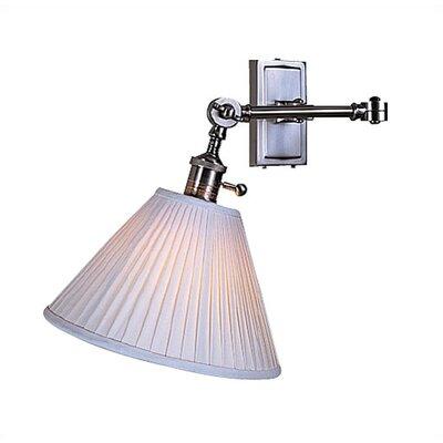 lighting wall mount gooseneck brown lamp shades. Black Bedroom Furniture Sets. Home Design Ideas