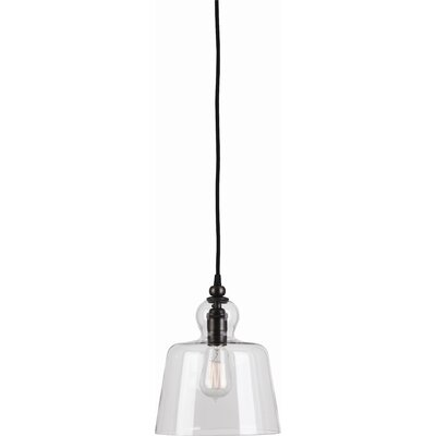 Albert 1-Light Mini Pendant Finish: Deep Patina Bronze