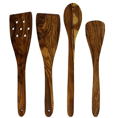 4 Piece Essential Kitchen Set