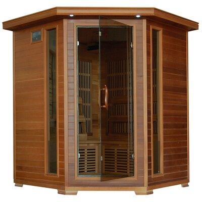 4 Person Carbon FAR Infrared Sauna BSA1320