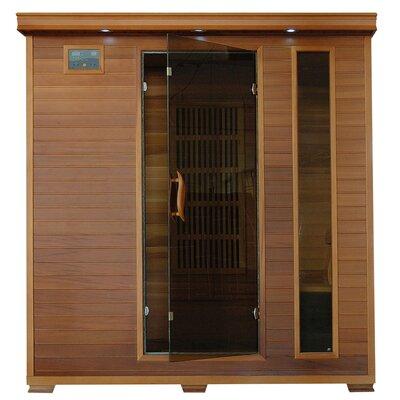 4 Person Carbon FAR Infrared Sauna BSA1318