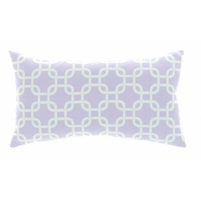 Links Reversible Sham Size: Standard, Color: Purple