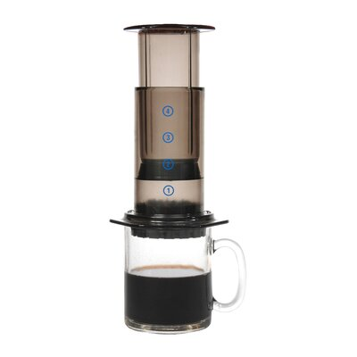 AeroPress Coffee & Espresso Maker - Coffee Press - Polypropylene, Copolyester