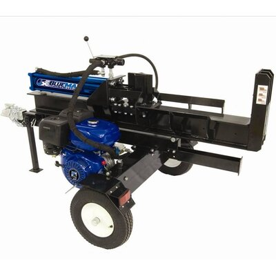Cheap BLUE MAX 27 Ton Log Splitter (MXW1007)