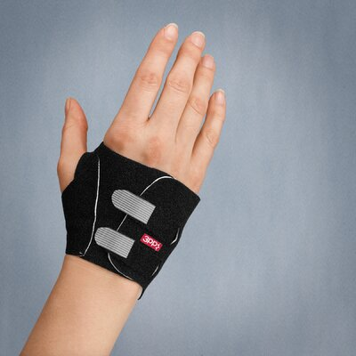 3- Point Products Carpal Lift NP TFCC Support Brace in Black - Style: Medium / Large Right at Sears.com