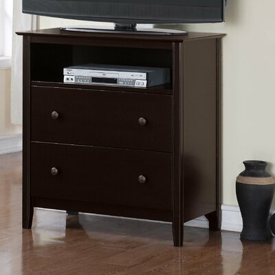 Credit for Townhouse 2 Drawer Dresser Finish: ...