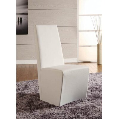 Daniels Side Chair (Set of 2) Finish: White