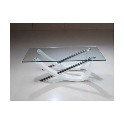 Coffee Table Finish: White